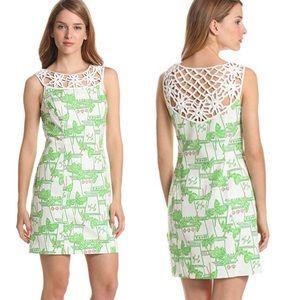 Lilly Pulitzer- Lacina Mint Julep Dress